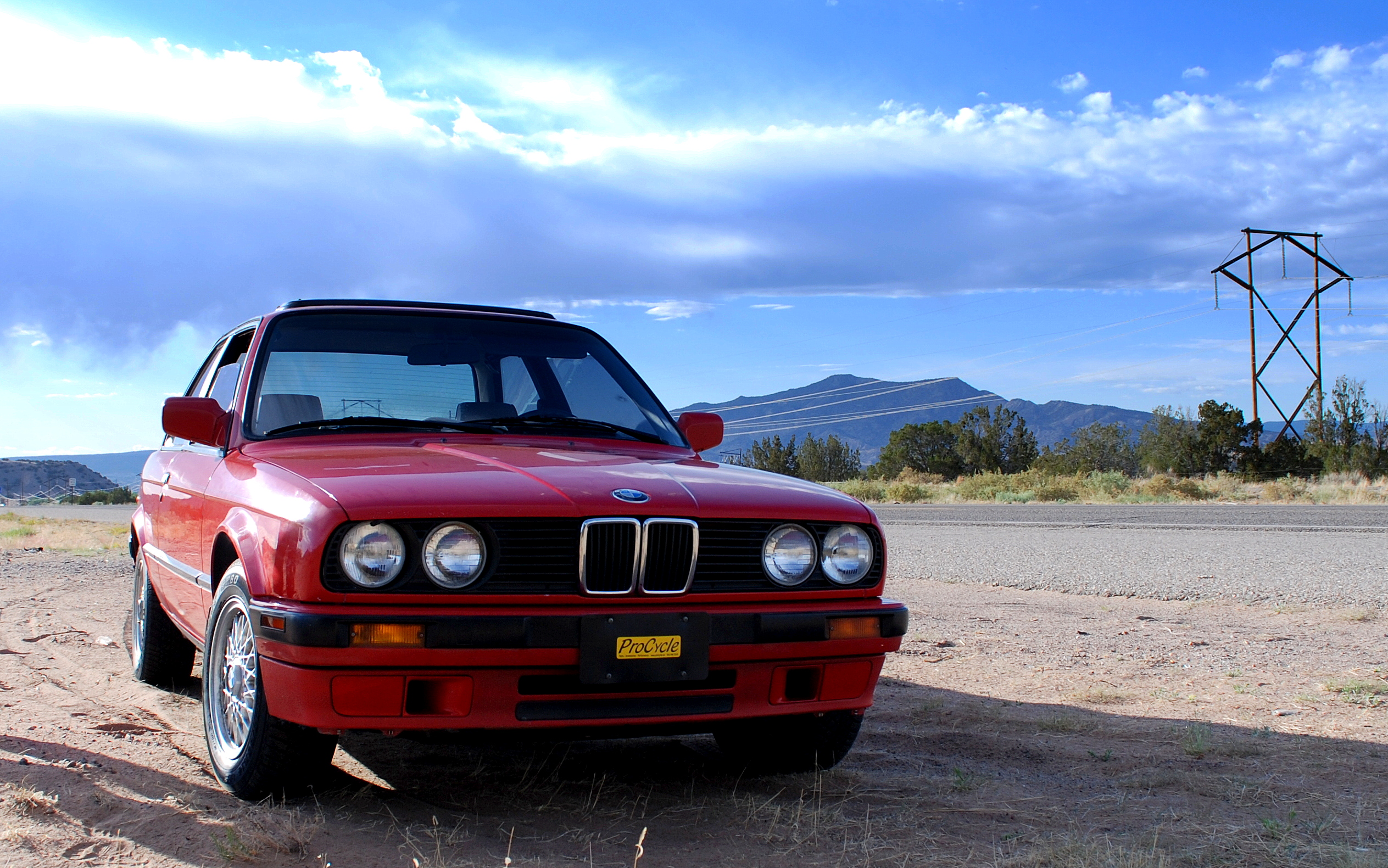 Buying sight-unseen from New Mexico: 1991 BMW 318is – BlythBros.